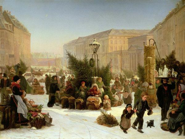 елочный базар