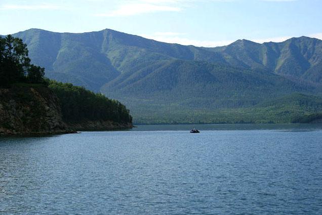 Байкал озеро