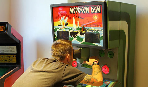 Советские автоматы