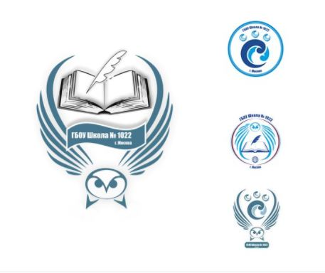 школа 1022 герб